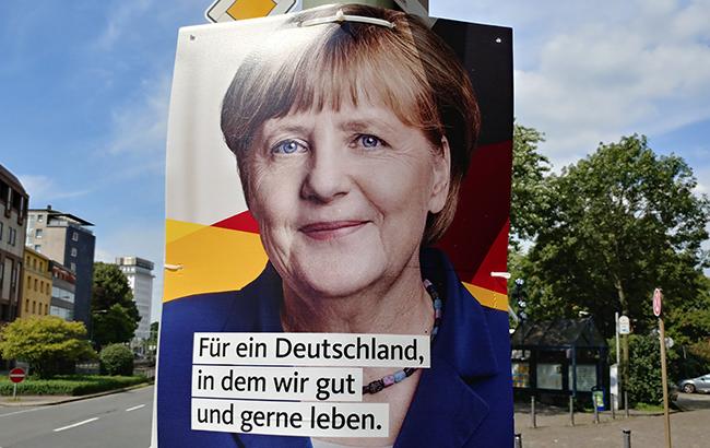 предвыборная кампания Ангелы Меркель