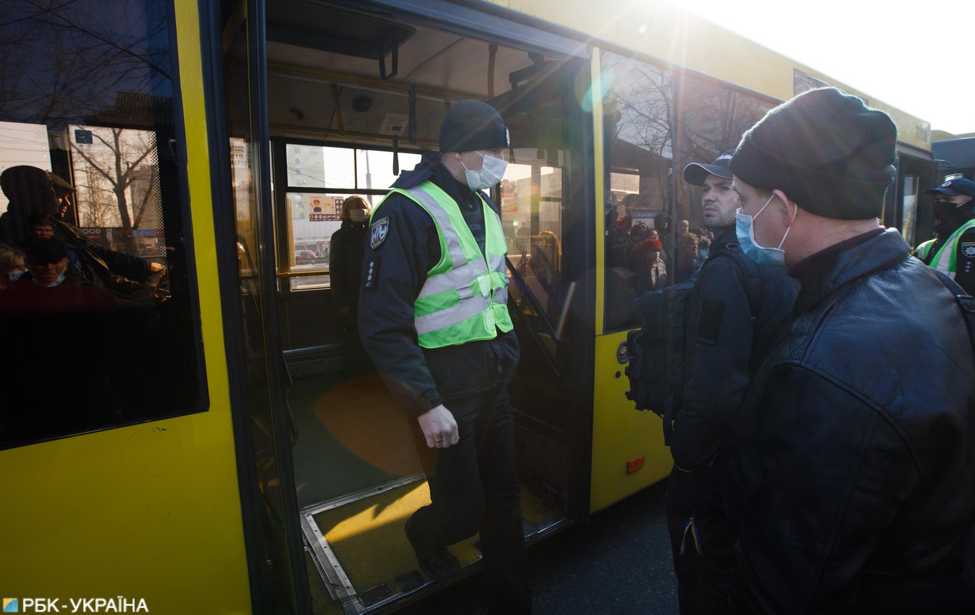 На усмотрение судей. Почему в Украине мало штрафов за нарушение карантина