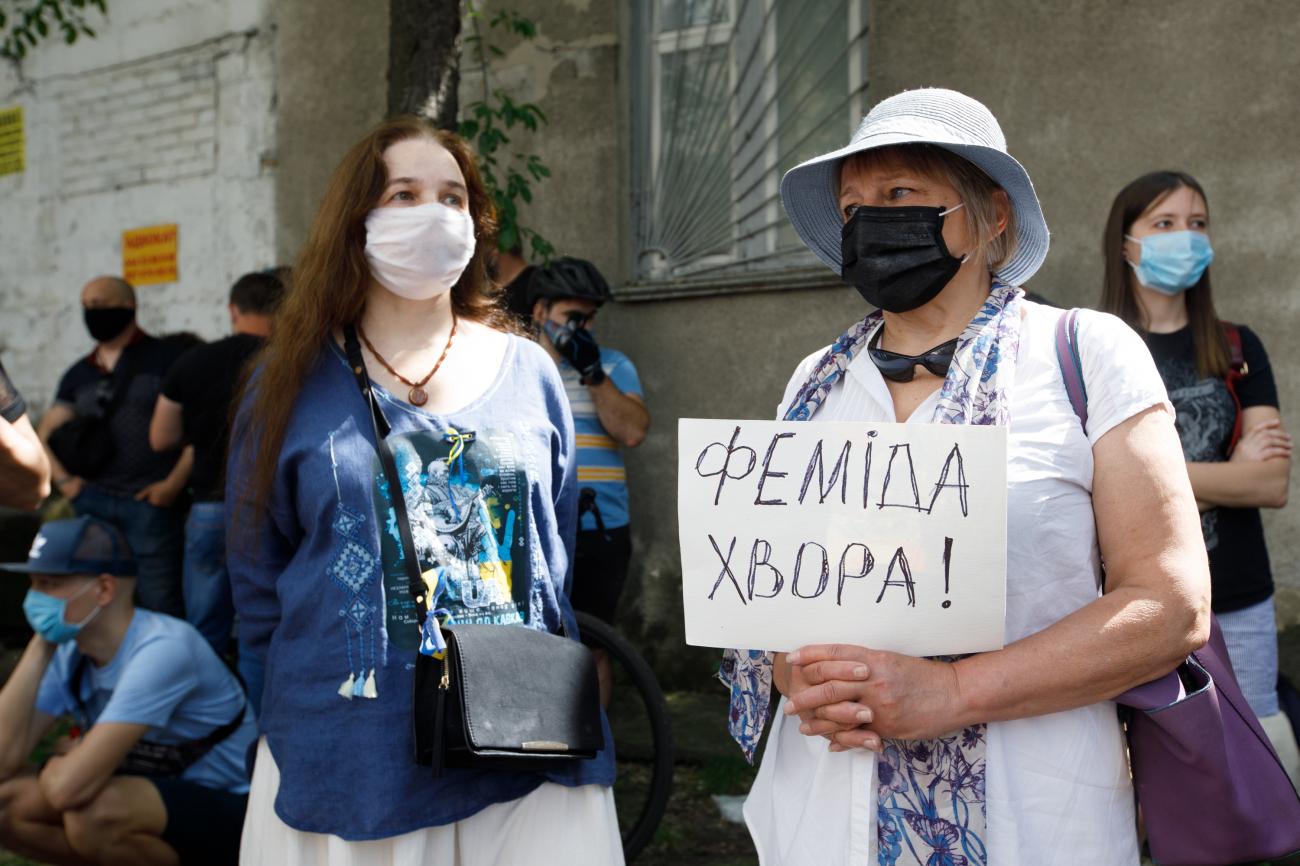 Именем Украины: как скандальные судьи возвращаются на должности