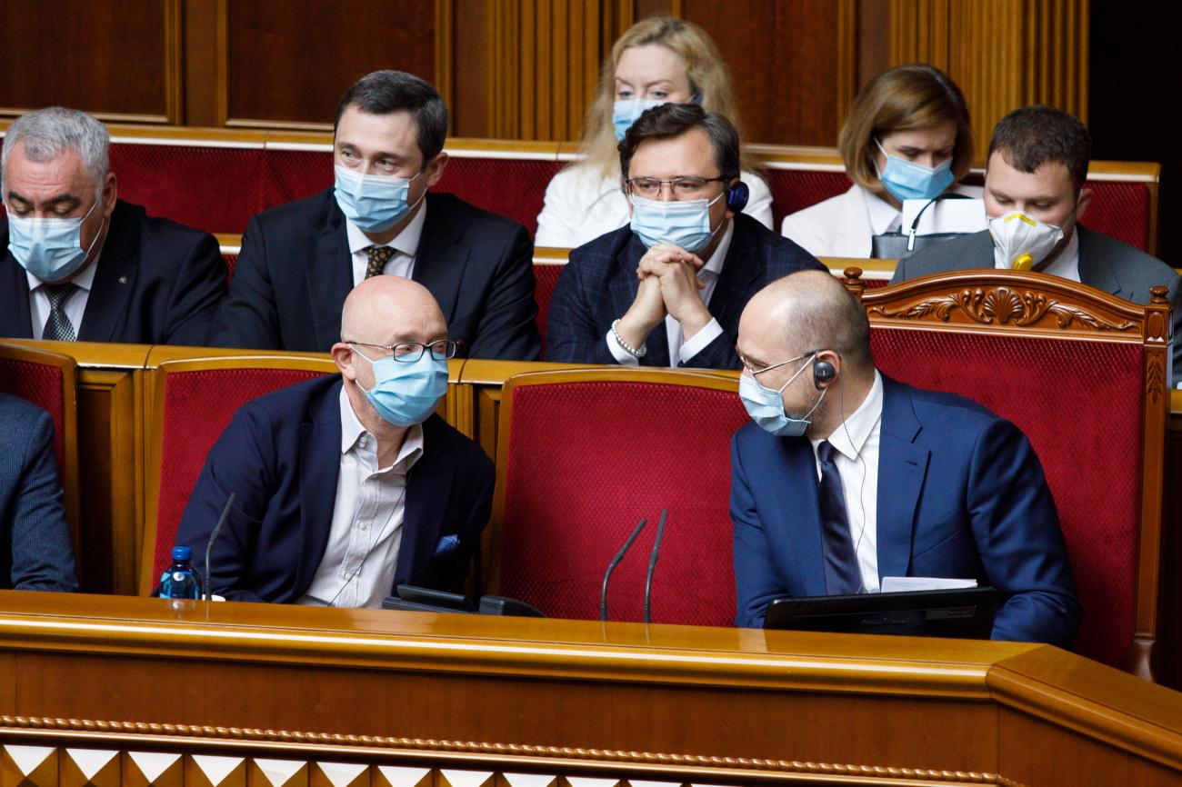 Кандидаты на выход. Готова ли Рада к отставкам в Кабинете министров