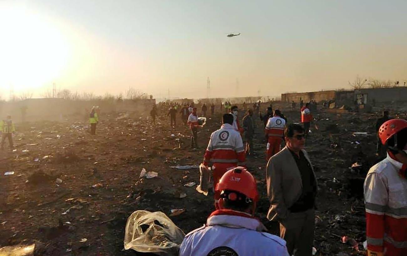Свідома помилка. Що відомо про катастрофу рейсу МАУ над Тегераном рік потому